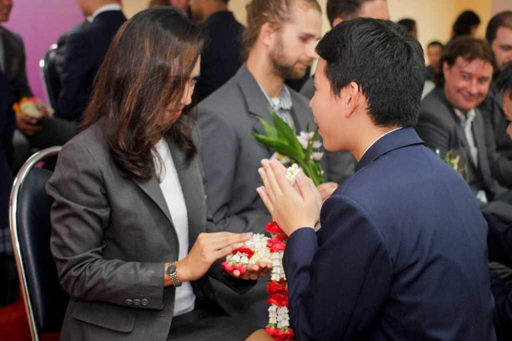 Wai Khru Ceremony 2017